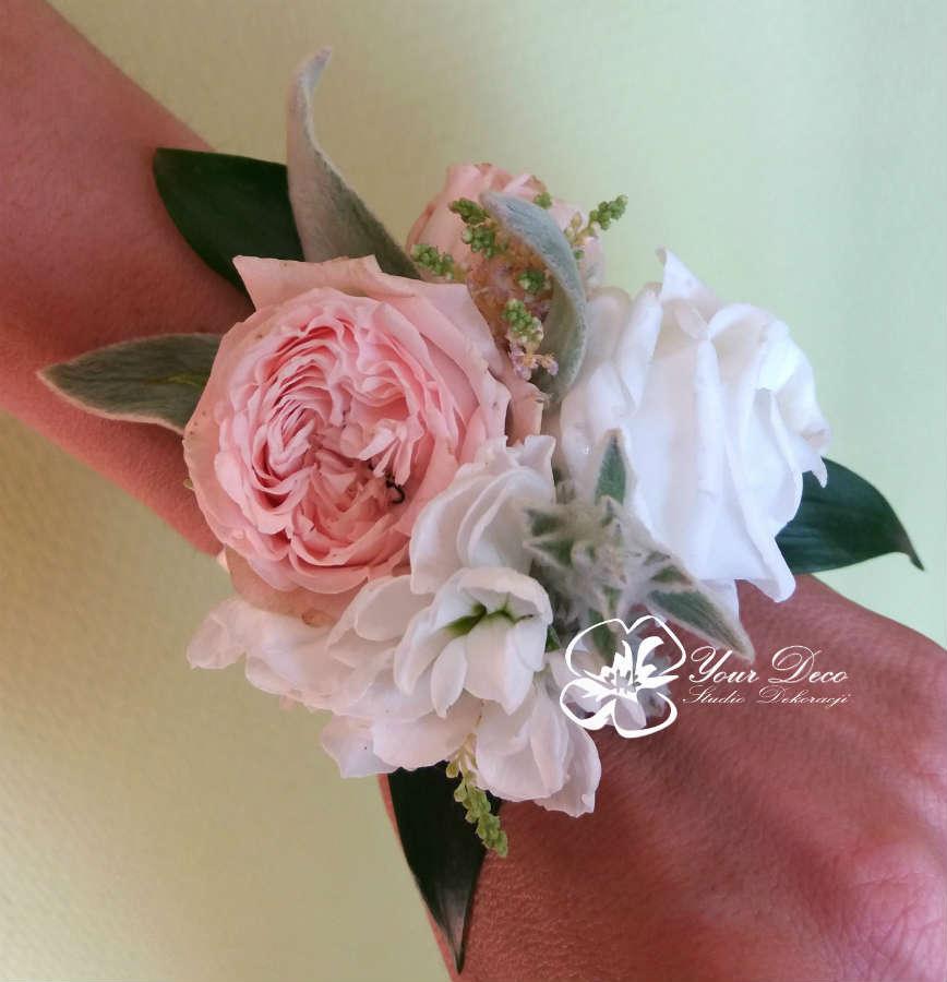 Bransoletka-kwiatowa
