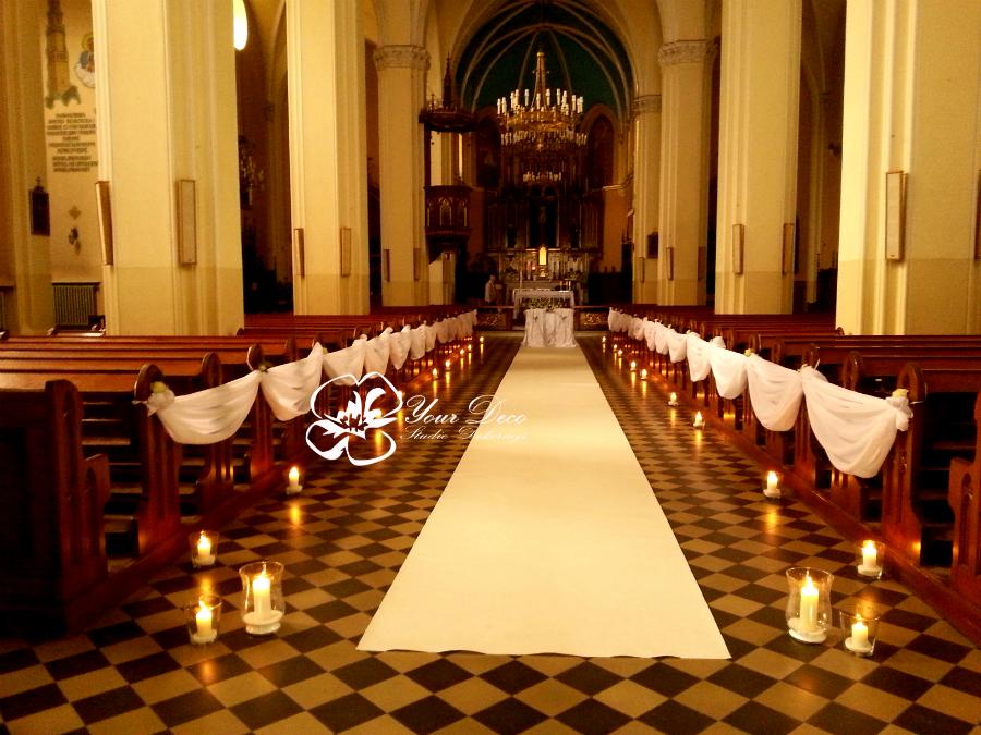 Dekoracja kościoła10