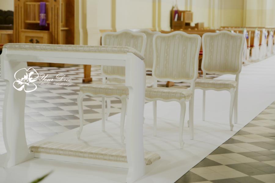 Dekoracja kościoła4