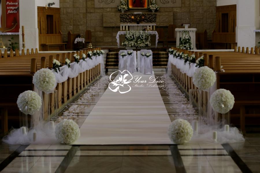 Dekoracja kościoła5