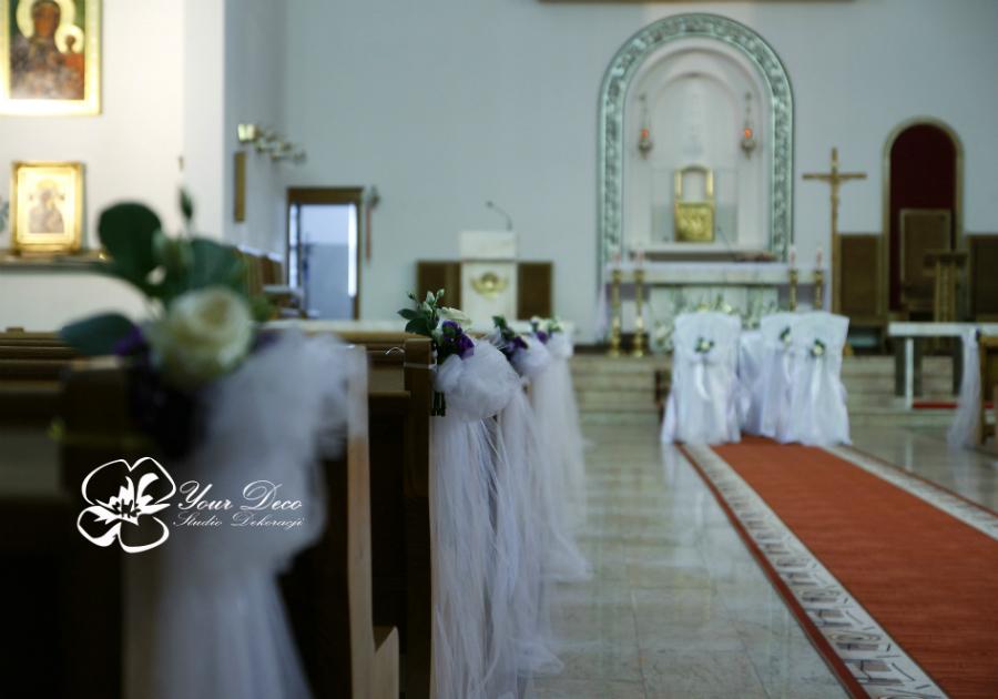 Dekoracja kościoła8