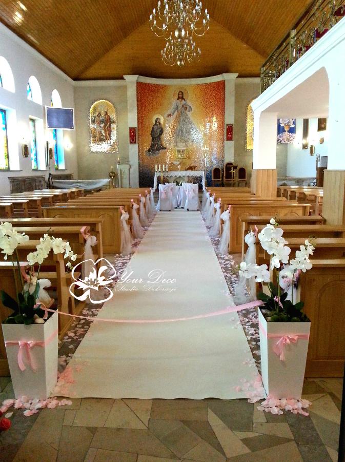 Dekoracja kościoła9