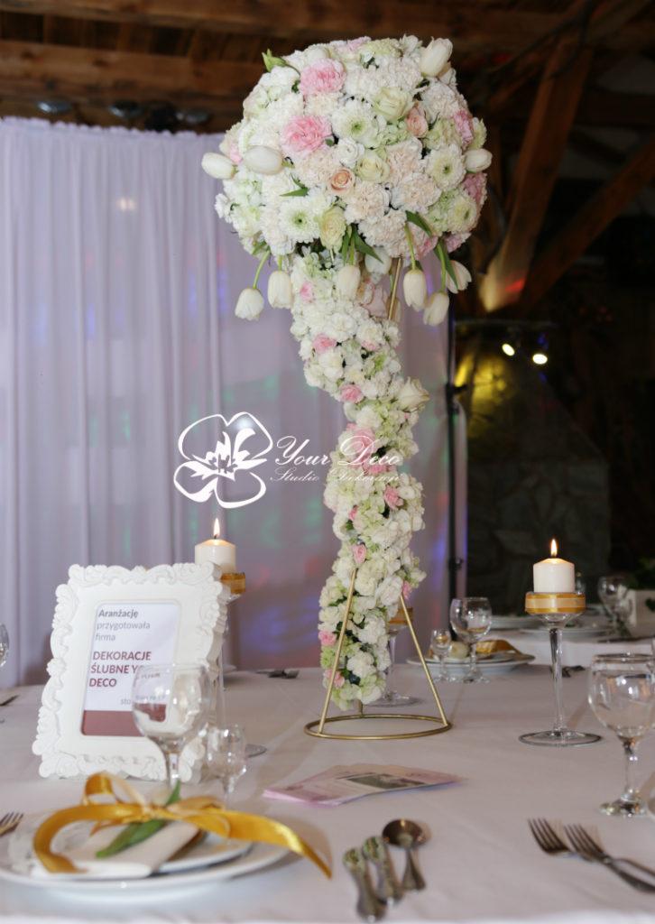 dekoracje weselne warszawa